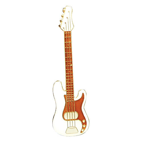 AIM Pin Electric Bass