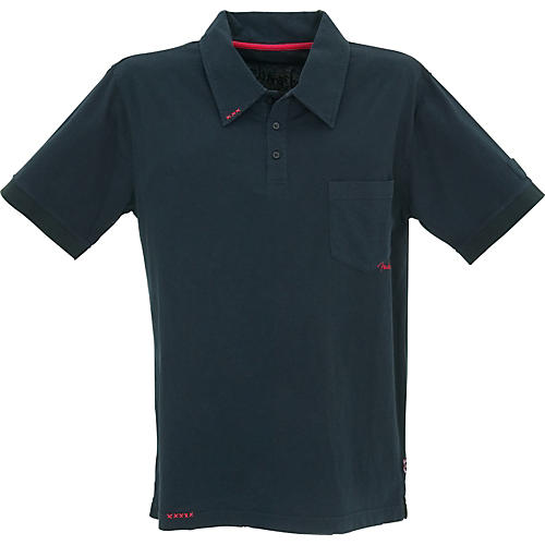 Fender Pinbyrd Thunderbird Polo Shirt
