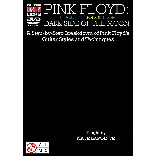 Hal Leonard Pink Floyd - Learn the Songs from Dark Side of the Moon DVD