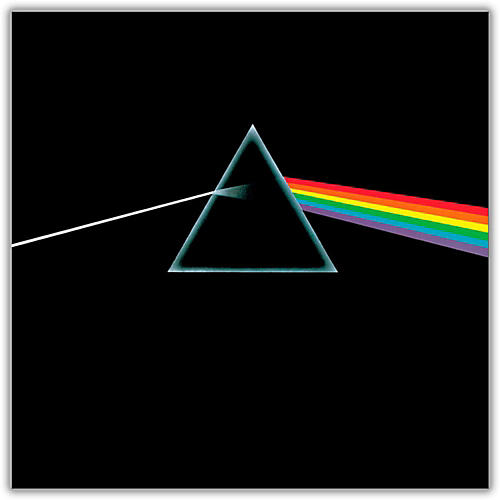 WEA Pink Floyd - The Dark Side of the Moon Vinyl LP