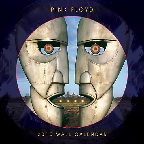 Browntrout Publishing Pink Floyd 2015 Calendar Square 12x12-thumbnail