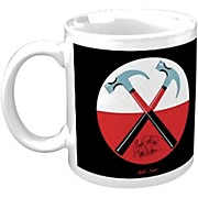 ROCK OFF Pink Floyd Boxed Mug: Hammers Logo