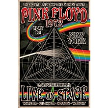 Axe Heaven Pink Floyd Dark Side of the Moon Tour - Wall Poster