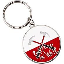 ROCK OFF Pink Floyd Hammers Logo Keychain