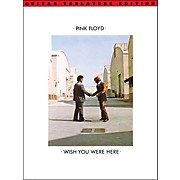 Music Sales Pink Floyd Wish You Were Here Guitar Tab Songbook