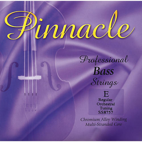 Super Sensitive Pinnacle Bass Strings-thumbnail