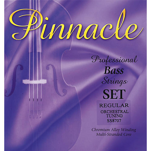 Super Sensitive Pinnacle Bass Strings