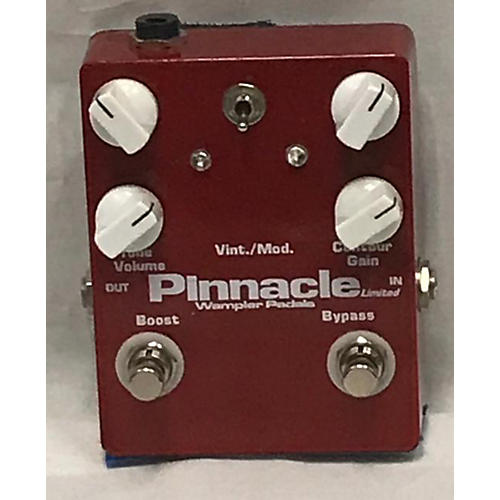 Wampler Pinnacle Limited Effect Pedal