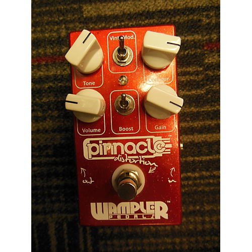 Wampler Pinnacle Standard Distortion Effect Pedal-thumbnail