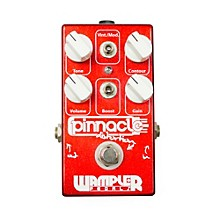 Wampler Pinnacle Standard Distortion Guitar Effects Pedal