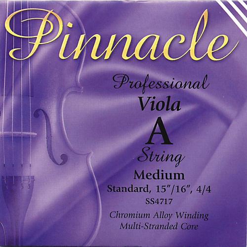 Super Sensitive Pinnacle Viola Strings-thumbnail
