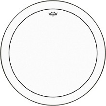 Remo Pinstripe Clear Bass Drum Head Level 1  30 in.