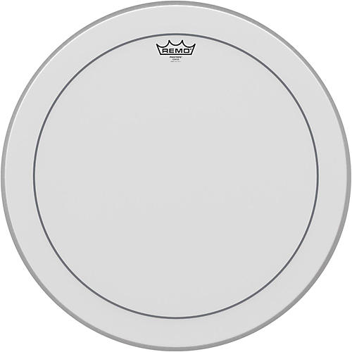 Remo Pinstripe Coated Bass Drumhead  22 in.-thumbnail