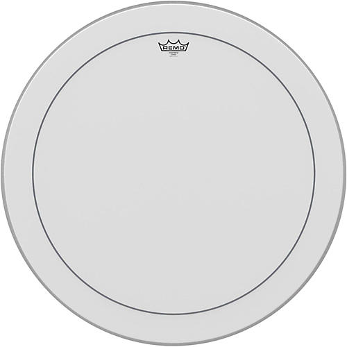 Remo Pinstripe Coated Bass Drumhead  28 in.
