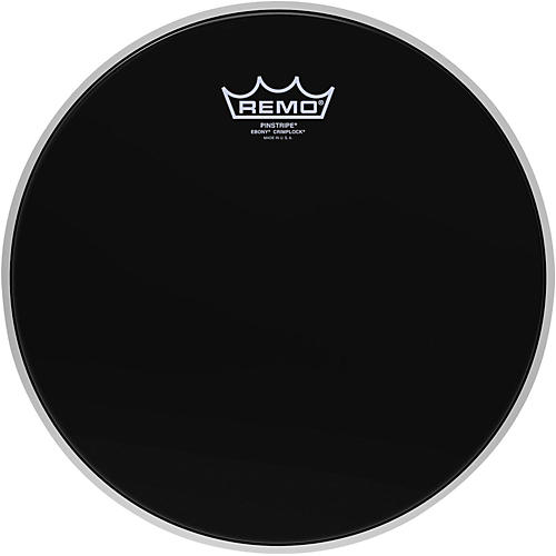 Remo Pinstripe Ebony Crimplock Drum Head