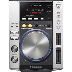 Pioneer CDJ-200 Pro CD Player (CDJ-200)