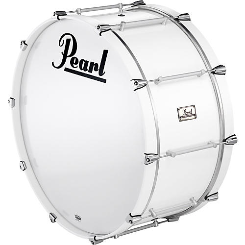 Pearl Pipe Band Bass Drum with Tube Lugs-thumbnail