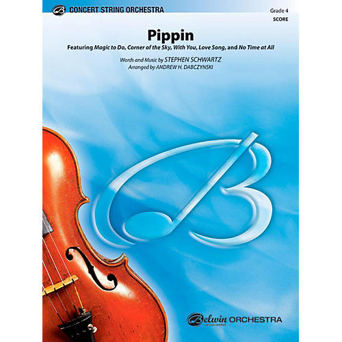 Alfred Pippin String Orchestra Level 4 Set