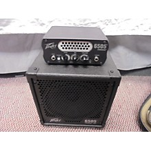 Peavey Piranha 20W Head W/ 1X8 Cabinet Guitar Stack
