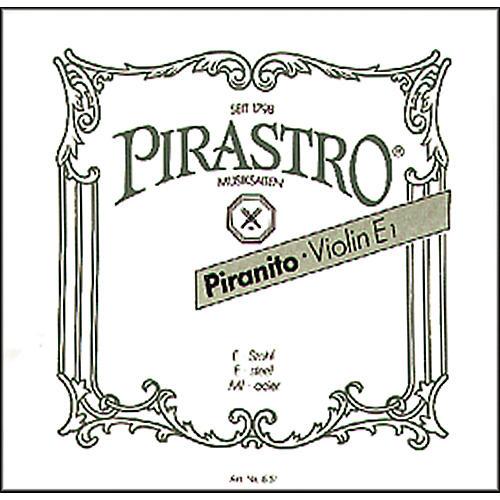 Pirastro Piranito Series Violin A String 1/4-1/8 Chrome Steel