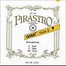 Pirastro Wondertone Gold Label Series Violin String Set (GOL215021)