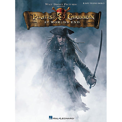 Hal Leonard Pirates Of The Caribbean - At World's End For Easy Piano Solo-thumbnail