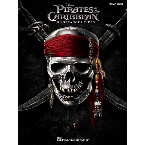 Hal Leonard Pirates Of The Caribbean - On Stranger Tides For Piano Solo-thumbnail