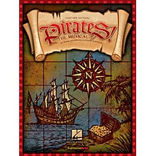 Hal Leonard Pirates! The Musical - Performance Kit with CD