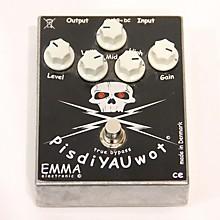 Emma Electronic PisdiYAUwot Metal Distortion Effect Pedal