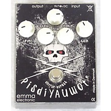 Emma Electronic PisdiYAUwot Metal Distortion Effect Pedal