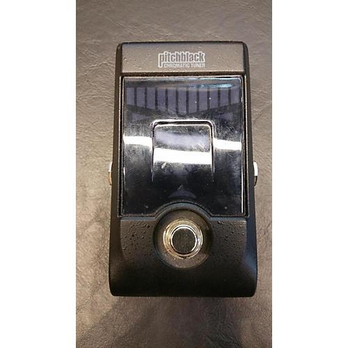 Korg Pitch Black Tuner Pedal-thumbnail
