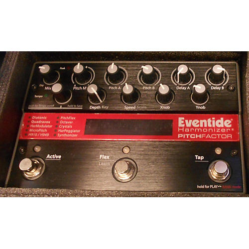 Eventide Pitch Factor Harmonizer Effect Pedal-thumbnail