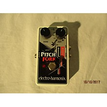 TC Electronic Pitch Fork Effect Pedal