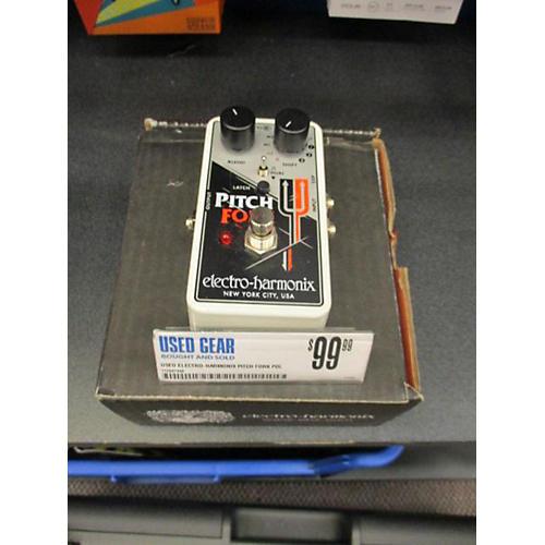 Electro-Harmonix Pitch Fork Polyphonic Pitch Shifting Effect Pedal-thumbnail