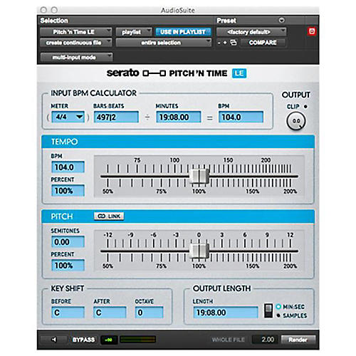 SERATO Pitch 'n Time LE 3.0 Software Download-thumbnail