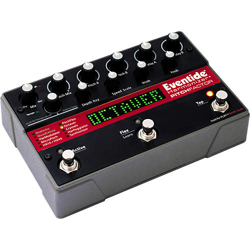 Eventide PitchFactor Harmonizer Guitar Effects Pedal-thumbnail