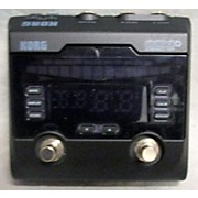 Korg Pitchblack Plus PB02 Tuner Pedal