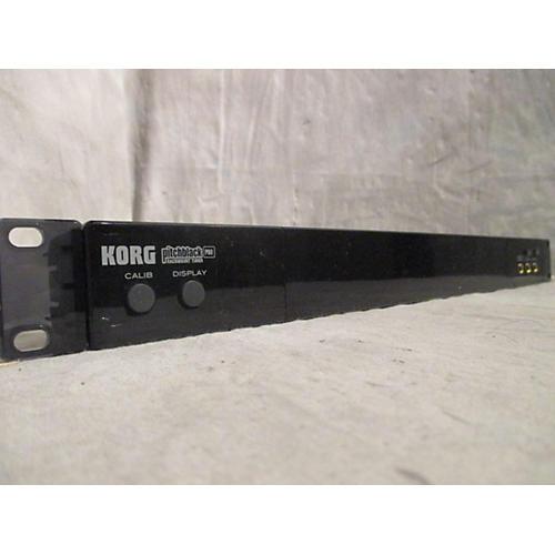 Korg Pitchblack Pro Tuner Pedal