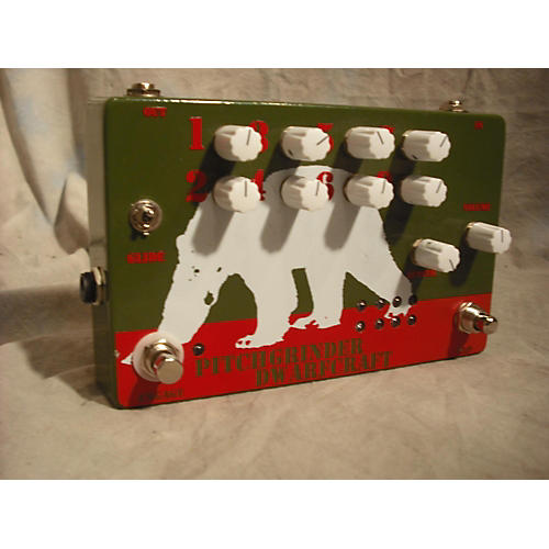 Dwarfcraft Pitchgrinder Effect Pedal-thumbnail