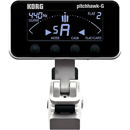Korg Pitchhawk Clip-On Tuner-thumbnail