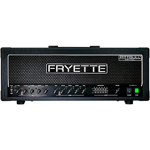 Fryette Pittbull Fifty/CL 50W Tube Guitar Amp Head-thumbnail