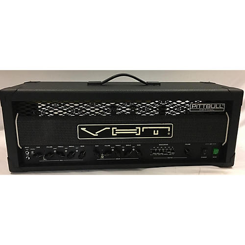 VHT Pittbull G50CL 50W Tube Guitar Amp Head