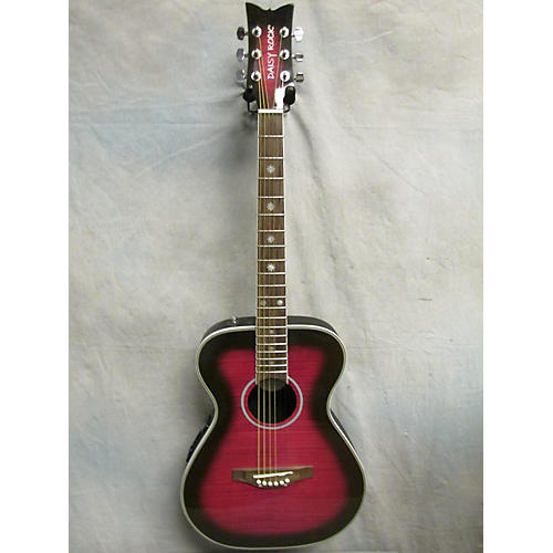 Daisy Rock Pixie AE Acoustic Electric Guitar-thumbnail