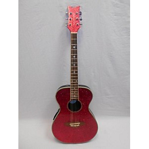 Pre-owned Daisy Rock Pixie AE Acoustic Electric Guitar by Daisy Rock