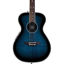Pixie Acoustic-Electric Guitar Blueberry Burst
