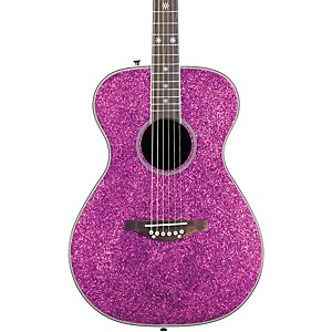 Daisy Rock Pixie Acoustic-Electric Guitar by Daisy Rock