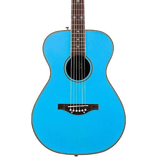 Daisy Rock Pixie Acoustic Guitar Sky Blue