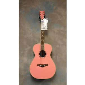 Pre-owned Daisy Rock Pixie Acoustic Guitar by Daisy Rock