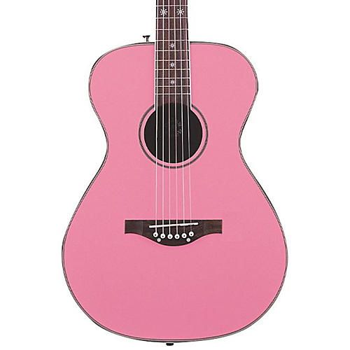 Daisy Rock Pixie Cupid Spruce Top Left-Handed Acoustic Guitar