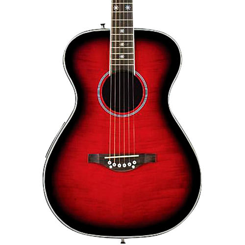 Daisy Rock Pixie Spruce Top Acoustic-Electric Guitar-thumbnail